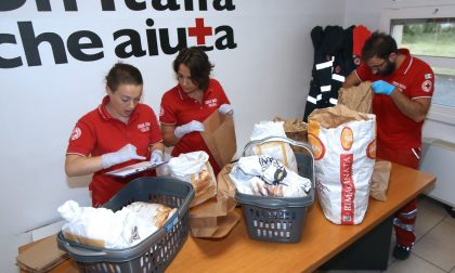 Croce Rossa Italiana di Opera raccoglie 300 chili di pane per i bisognosi