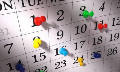 Gli appuntamenti del nostro territorio dal 9 al 15 febbraio