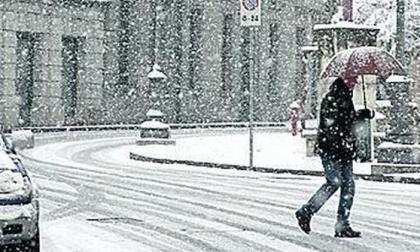 Arriva Big Snow Neve da stasera fino a venerdì LE PREVISIONI