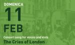 Corsico, La Civica Antonia Pozzi presenta The Cries of London