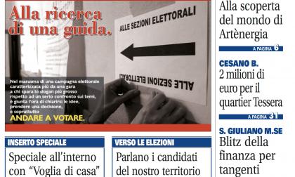 Edizione cartacea (n.8) de Il Giornale dei Navigli online!