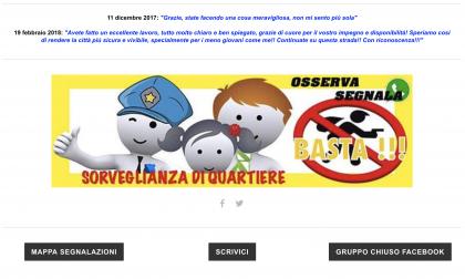 Sorveglianza di Quartiere di Cesano lancia il nuovo portale sulla sicurezza