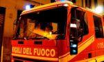 Incendio palazzina in via Rilke, 26 tra bambini e adulti evacuati d'urgenza