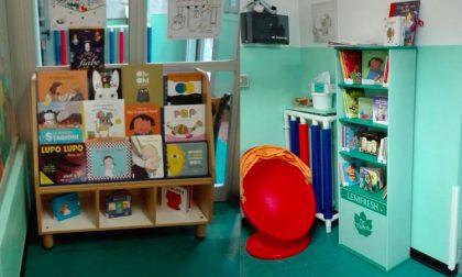 Baby biblioteche per gli asili di Trezzano
