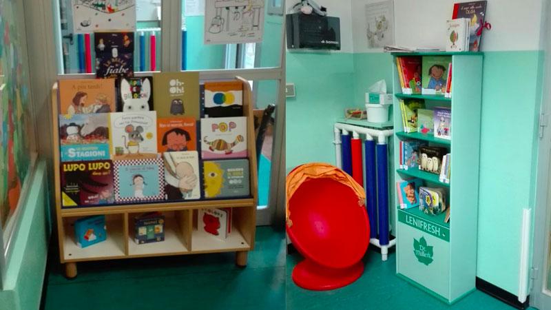 baby biblioteche