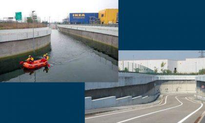 Sottopasso Ikea San Giuliano, riapre dopo anni di polemiche