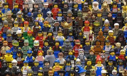 Mattoncini Lego protagonisti del week end in mostra a Trezzano