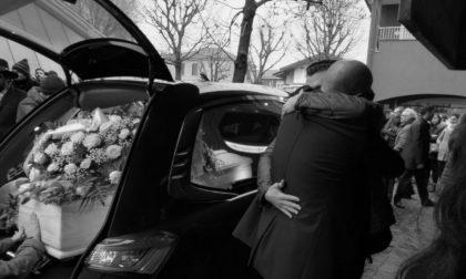 Silenzio e lacrime a Buccinasco: Ciao Dano