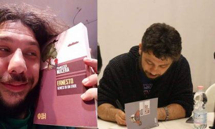Stasera in Cascina Grande a Rozzano Francesco Nucera con la storia di Ernesto