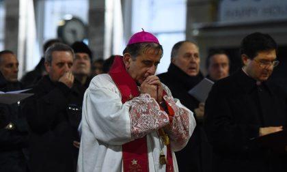 """Via Crucis a Pieve con l'arcivescovo Delpini  """"Bella, ma quanti disagi"""""""