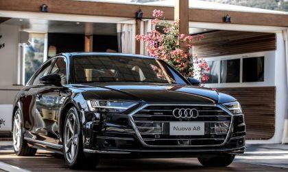 Anteprima nazionale della nuova Audi A8