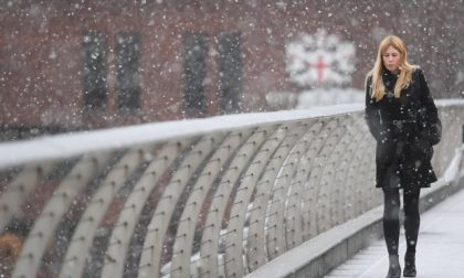 I consigli della Croce Rossa per affrontare neve e gelo