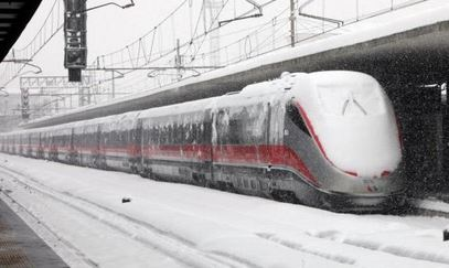 Piano gelicidio RFI cancella tutti i treni della S9 per oggi