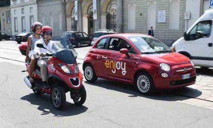 Via auto Enjoy da Buccinasco e Cesano? Ancora una speranza