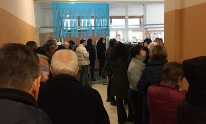 Elezioni 2018 affluenza alle 23 in TEMPO REALE