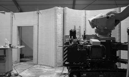 A Milano nasce la prima casa stampata in 3D – VIDEO