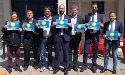 Fratelli d'Italia presenta ad Opera il suo candidato sindaco: è Pino Pozzoli