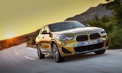 Video nuova BMW X2