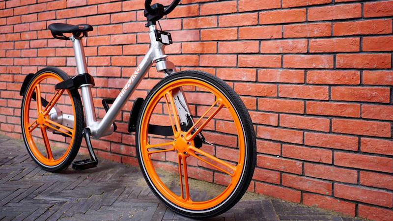 bike sharing a Cesano