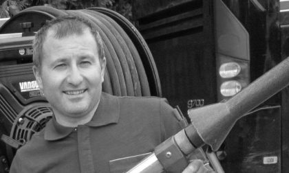 Lacrime e paura a Pieve: il ricordo di Pinuccio La Vigna pompiere coraggioso