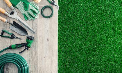 La manutenzione del giardino per la primavera