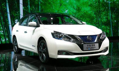 Anteprima nuova Nissan Sylphy ad Auto China 2018