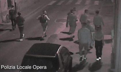 Auto vandalizzate da settimane: fermata la baby gang di Opera