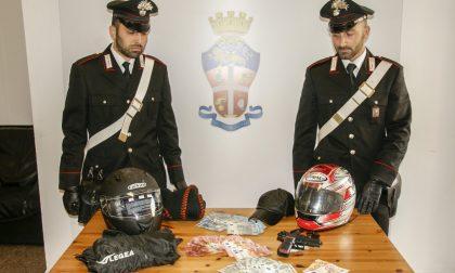 Rapinano tre farmacie in 20 minuti, i carabinieri arrestano la coppia