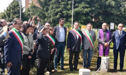 La cerimonia in ricordo di Falcone e della sua scorta FOTO