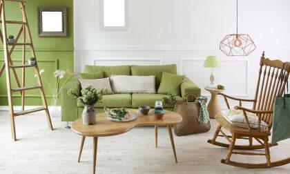 Arredamento naturale e mobili ecologici con il bambù