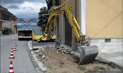 Ancora attesa per il rifacimento marciapiedi di Cesano Boscone