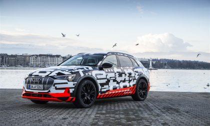 Audi e-tron, al via i preordini del modello elettrico