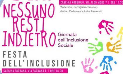 Nessuno resti indietro, tutto pronto per la prima Festa dell'inclusione a Buccinasco