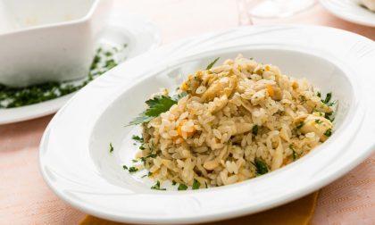 Ricetta risotto con le rane, piatto tipico di Vercelli