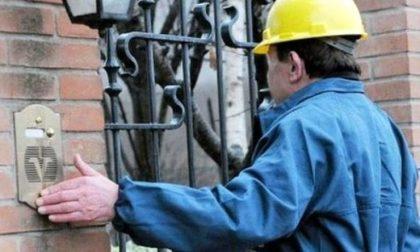 Truffano pensionata spacciandosi per operai del gas