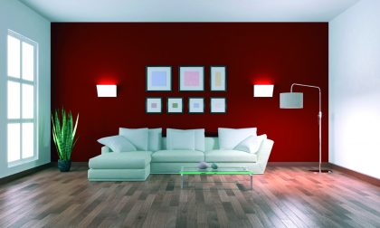 Tinteggiatura pareti, quali colori scegliere per la vostra casa?