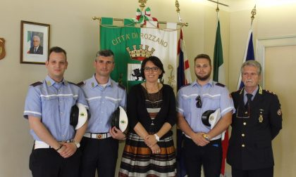 Aumenta l'organico della Polizia Locale di Rozzano: assunti tre nuovi vigili