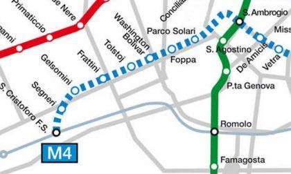 M4 a Buccinasco, ancora in attesa dello studio di fattibilità