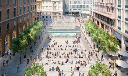 L'Apple Store di Milano in Piazza Liberty aprirà il 18 luglio