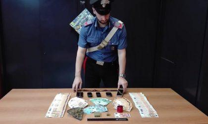 Droga e 32mila euro in casa, arrestato spacciatore Buccinasco