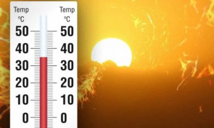 Settimana prossima scoppia il caldo PREVISIONI METEO sud Milano