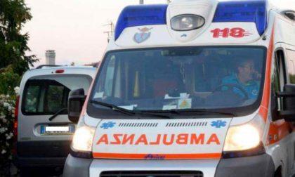 Incidente sul lavoro, operaio ferito in via Volta rischia l'amputazione