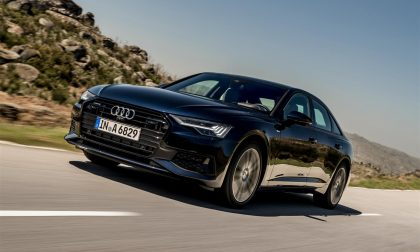 Nuova Audi A6, upgrade in business-class