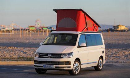 Volkswagen California, il mito festeggia trent'anni