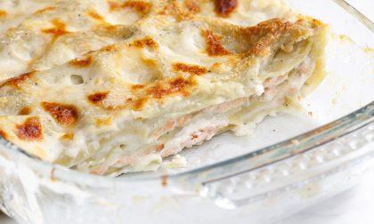 Come fare le lasagne al salmone