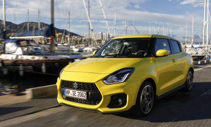 Suzuki Swift Sport al debutto in Italia