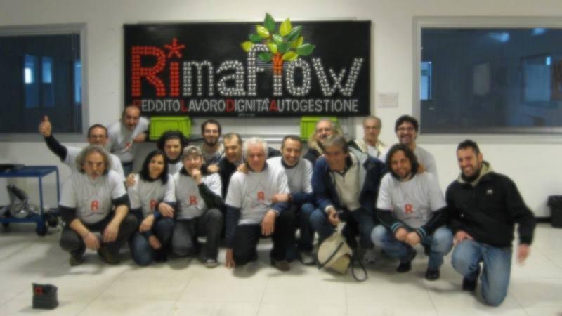 Comunicato Rimaflow