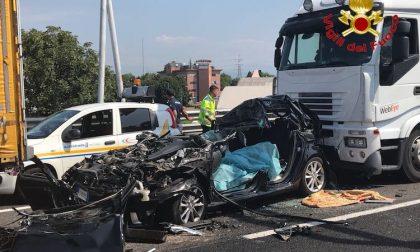 Incidente mortale in A4, un morto e diversi feriti FOTO