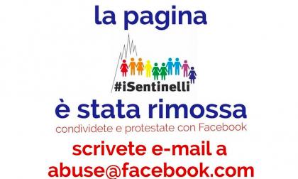 Foto dei migranti in mare: Facebook oscura la pagina dei Sentinelli di Milano