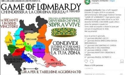 Game of Lombardy, è giunta l'ora di stabilire la più forte